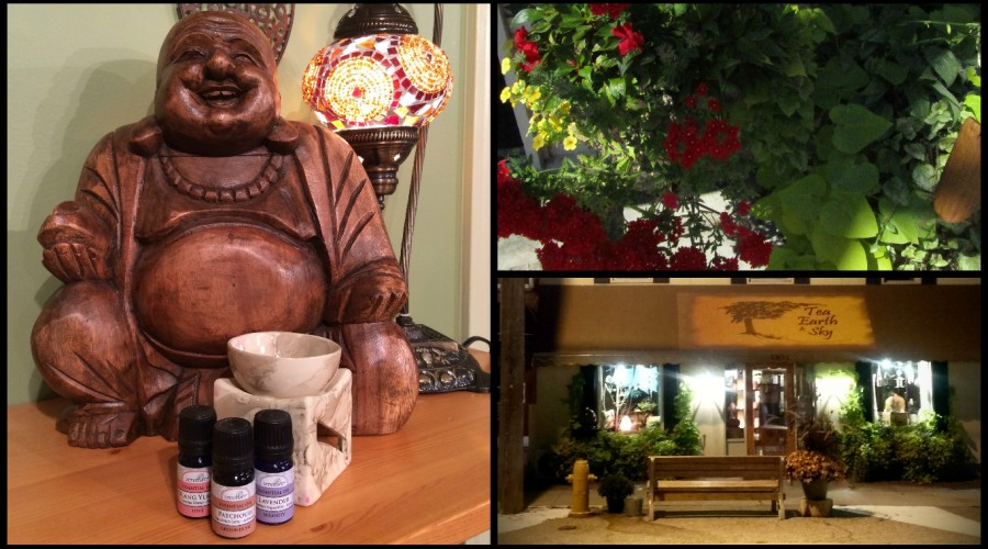 Located in the heart of Saint Jacobs <br> and full of teas from around the world <br> as well as many products by local artisans <br> Tea, Earth & Sky has something for everyone.